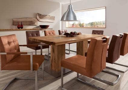 wossner esszimmer, esszimmermöbel: tische, stühle und eckbänke, Design ideen